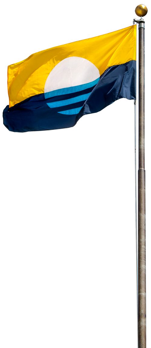The Peoples Flag Of Milwaukee Milwaukees Symbol Of Pride And Unity