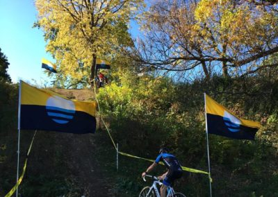 Cyclocross Race - People's Flag of Milwaukee