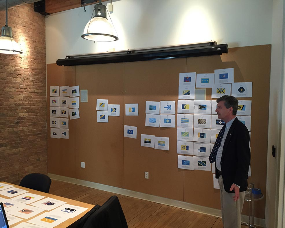 People's Flag of Milwaukee Design Initiative - Judging Process