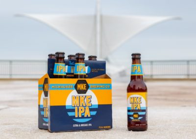 Milwaukee Brewing - MKE IPA