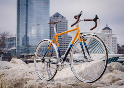 Special Edition Milwaukee Flag Bike from Fyxation Bicycle Company