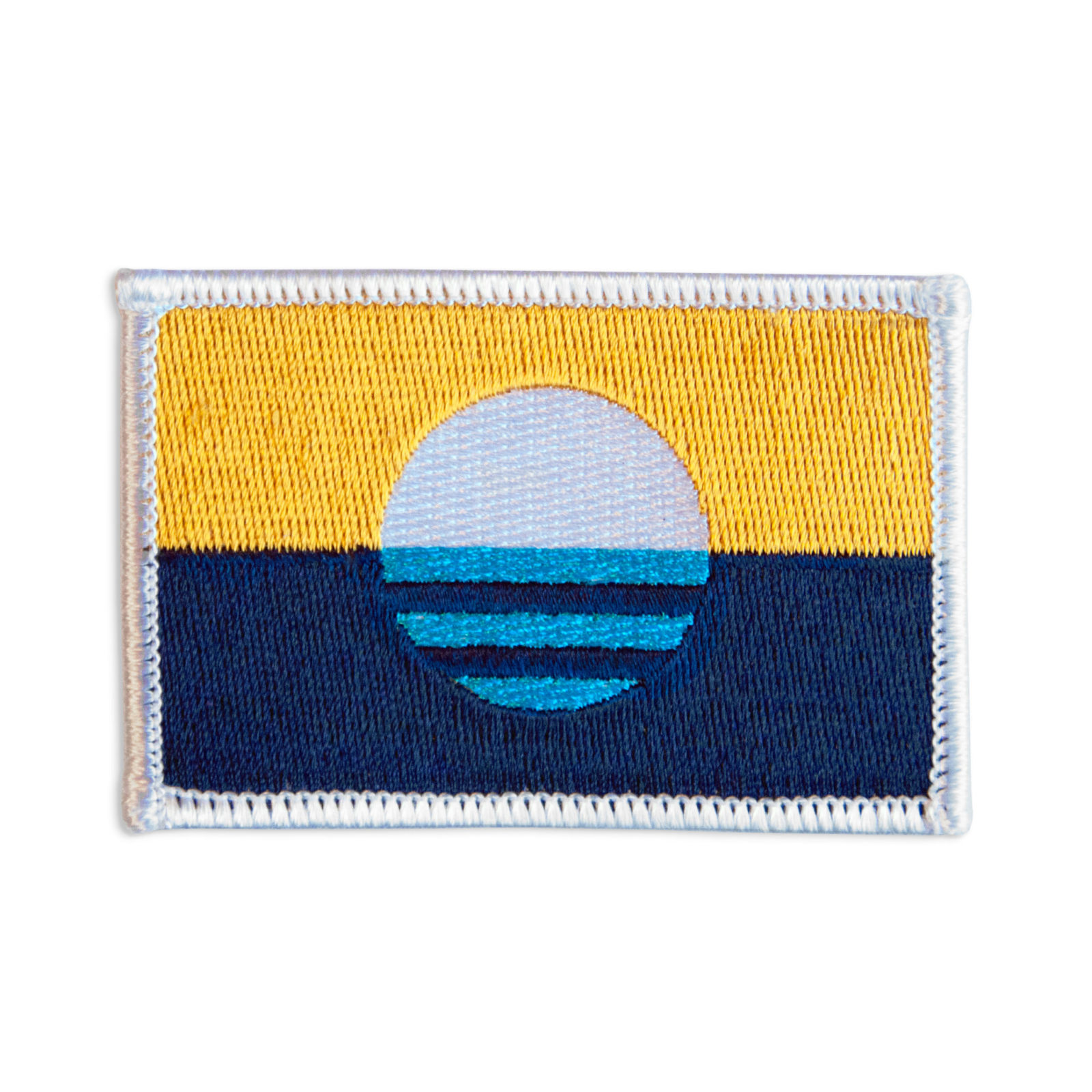ea40b221ac8 Milwaukee Flag Embroidered Patch — The People s Flag of Milwaukee