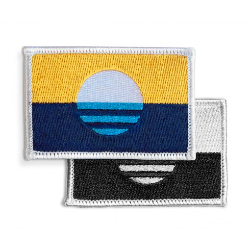 New City of Milwaukee Flag Patch - The People's Flag of Milwaukee Patch
